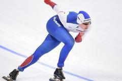 Браво, Оля! Россия завоевывает медаль на ЧМ по конькам в спринтерском многоборье