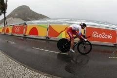 Российская велогонщица Забелинская завоевала серебро на ОИ в Рио-де-Жанейро