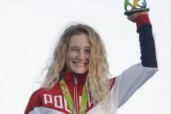 «Стефания Елфутина – красавица и умница, принесла первую медаль России»
