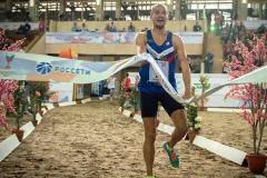 Александр Лесун: Я не хотел подводить чемпионку мира
