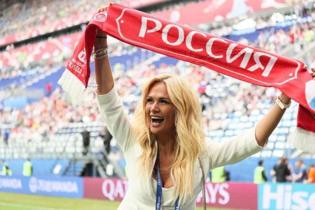 Виктория Лопырева: Могла бы стать генменеджером клуба