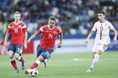 «Молодежка» России проиграла Сербии при 38 тыс. зрителей! Наши были лучше