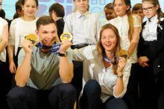 Алена Заварзина: В школе больше всего нелюбила английский