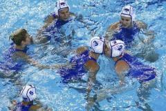 Россия завоевала путевку волимпийскую квалификацию. На чемпионате Европы россиянки напрямую вышли в полуфинал