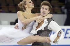 Синицына и Кацалапов заняли второе место по итогам короткой программы