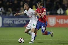 Владислав Игнатьев: После матча сказал Эдеру, что он все правильно сделал