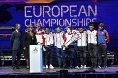 Объединенная Европа не устояла. Россия выиграла первый ЧЕ по летним видам спорта