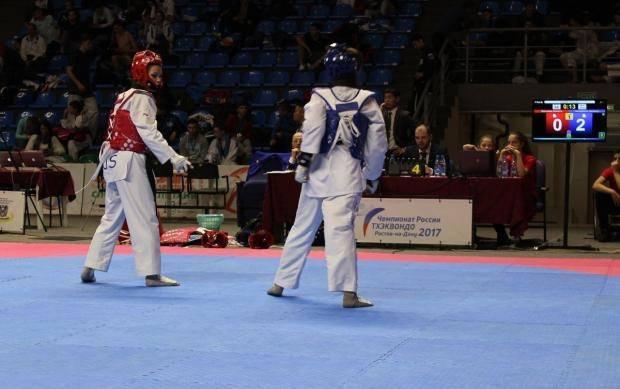 Чемпионат России по тхэквондо собрал в Ростове более 400 спортсменов из 50 регионов