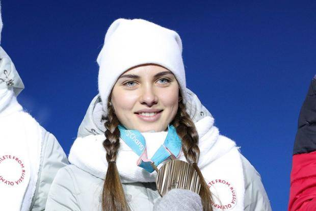 Россиянка Анастасия Брызгалова не «украла Олимпиаду», а завоевала мир!