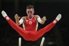 Медаль от Бубки. Давид Белявский выиграл первую личную олимпийскую награду
