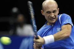 Николай Давыденко вышел в третий круг турнира в Пекине