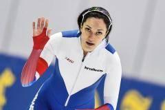 Шихова выиграла Кубок мира по конькам, у Румянцева первый подиум