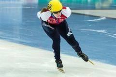 Евгения Захарова: Люди хотят видеть только золотые медали
