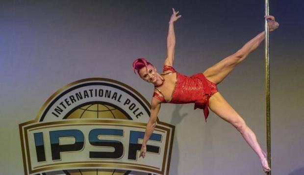 Шестовая акробатика вид спорта или стриптиз
