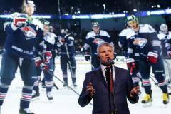 Павел Колобков: Наши футболисты заслужили звания ЗМС. Они подарили радость!