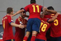 Молодежная сборная Испании стала чемпионом Европы