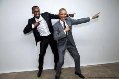 «Никогда в жизни так не нервничал». Чем Усейн Болт поразил Барака Обаму