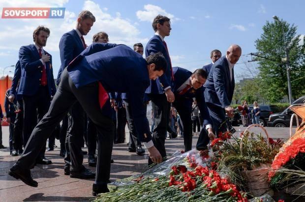 Дмитрий Пархоменко: В буллитах за нас сыграл командный дух