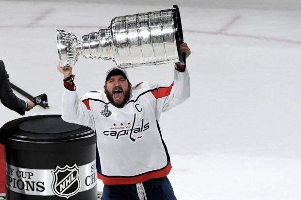 Александр Овечкин, ты сделал это!!! «Вашингтон» и наша банда взяли Кубок Стэнли!