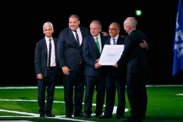 ЧМ-2026 пройдет в США, Канаде и Мексике! 68-й Конгресс ФИФА. Как это было