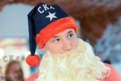 Ковальчук, Семенов и Кетов провели новогоднюю елку для детей