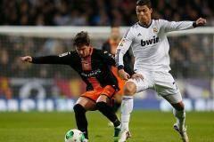 Примера. 20-й тур. «Реал» разгромил «Валенсию», «Барселона» уступила «Сосьедаду» и другие матчи