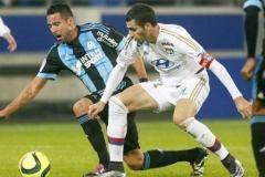 «Лион» сыграл вничью с «Марселем», Вальбуэна отдал голевую передачу