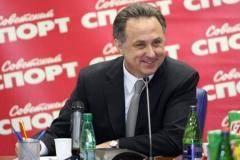 Министр спорта РФ Виталий Мутко: Именно на спартакиадах нужно искать резервы для сборных