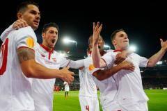 «Севилья» одержала волевую победу над «Ливерпулем» в финале Лиги Европы