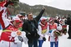 Александр Тихонов: Когда брал Зайцеву в сборную, некоторые думали, что я ошибаюсь
