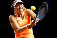 Шарапова занимает 262-е место в рейтинге WTA