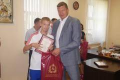 Сергей Панов: Благодаря победам наших спортсменов паралимпийское движение в регионе получит новое развитие