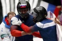 Зубков и Воевода лидируют после первого заезда на Олимпиаде в Сочи