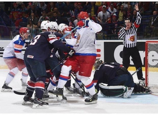 Пора американцам возвращать долги! Чего ждать от полуфинала ЧМ Россия – США