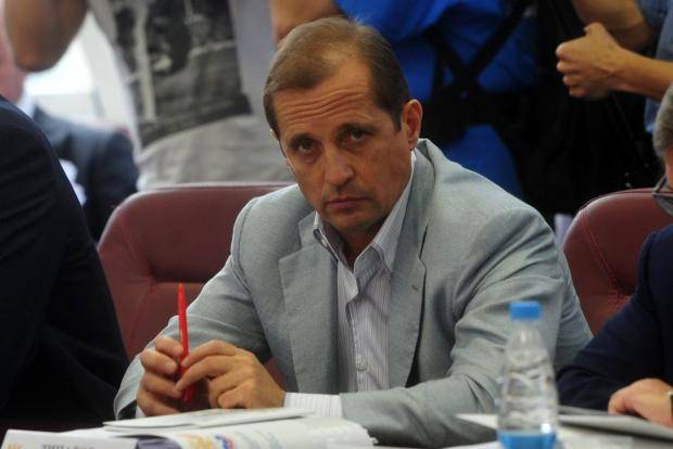 Кто такой Сергей Липатов? Почему он задержан? И при чем тут «Локомотив»?