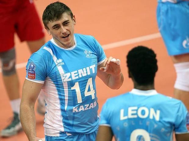 «Вернулся в «Зенит» не из-за денег». Александр Гуцалюк – о волейболе и не только