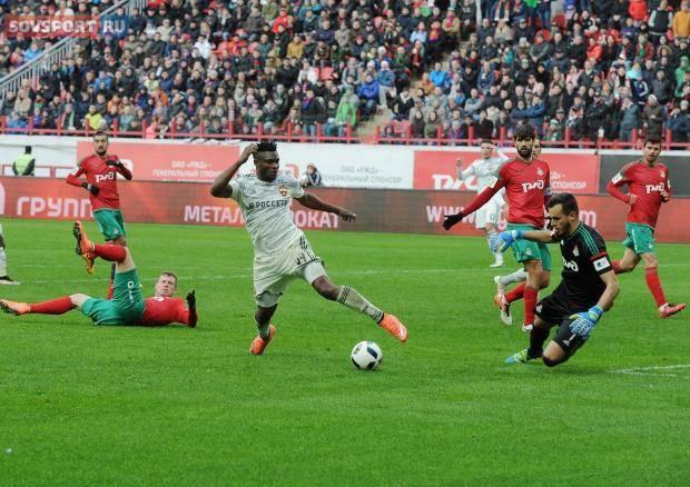 Алиев добавил перцу. Острая комбинация украинцев завершилась мощным ударом полузащитника «Локо» в ворота Чили