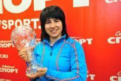 Екатерина Тудегешева: Лучше закончу, чемпредам Родину
