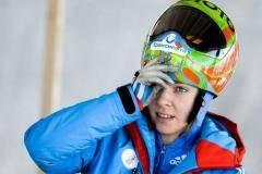 Скелетонистка Елена Никитина: Счастье? Это, наверное, выиграть Олимпиаду