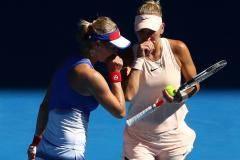 Макарова и Веснина вышли в полуфинал Australian Open