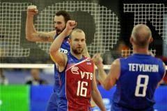 Сборная России обыграла Польшу в Мировой лиге