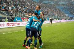 «Победа «Зенита» в Лиге Чемпионов – не шутка». Мнение экс-игрока петербуржцев