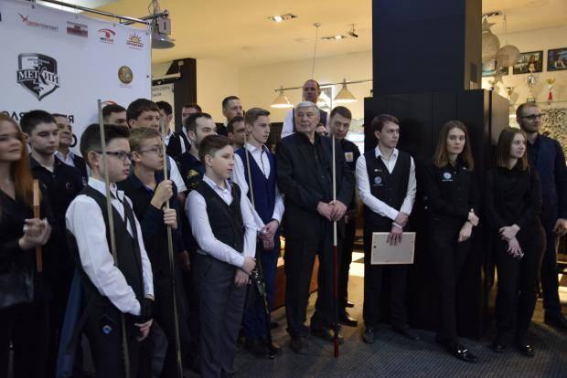 Чемпионат Сибирского федерального округа по бильярду стартовал в Иркутске