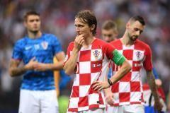 Лука Модрич: Мы были лучше Франции. Но не всегда побеждают лучшие