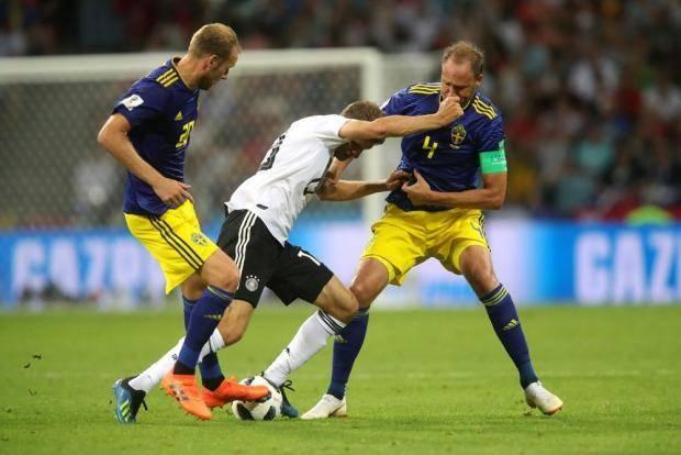 ЧМ-2018. Германия вырвала победу на последних секундах. Хронология дня