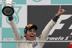 Серхио Перес: В первый момент я расстроился, потому что понимал - мог победить