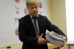 Игорь Лебедев:  Толстых поставили перед фактом: Коля, ты должен, потому что Фурсенко убежал!