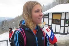 Елена Никитина: В скелетон пришла изфутбола