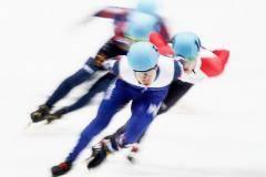 Чемпионат мира по шорт-треку. Россия в погоне за золотом