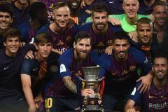 Это будет сезон Дембеле. «Барселона» выиграла Суперкубок Испании